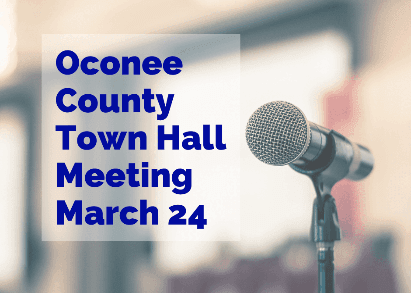 Town Hall Meeting March 24