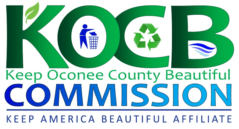 Keep Oconee County Beautiful Logo